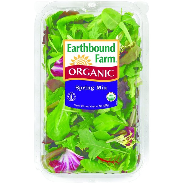 Taylor Farms Organic Baby Spring Mix