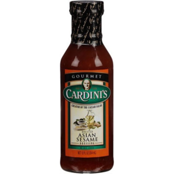 Cardini's Roasted Asian Sesame Dressing