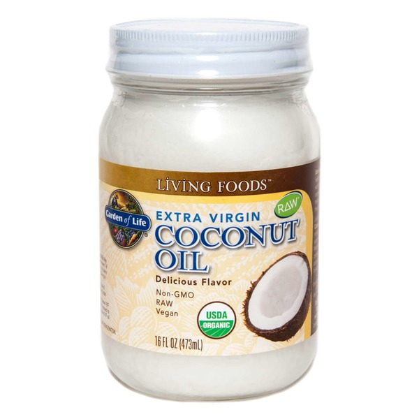 Garden of Life Organic Extra Virgin Coconut Oil