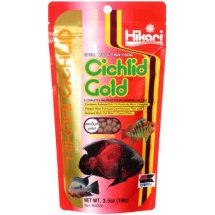 Hikari Cichlid: Medium Pellet Cichlid Gold Specialists' Fish Food, 3.5 Oz
