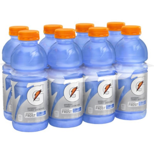 Gatorade Frost Icy Charge Sports Drink
