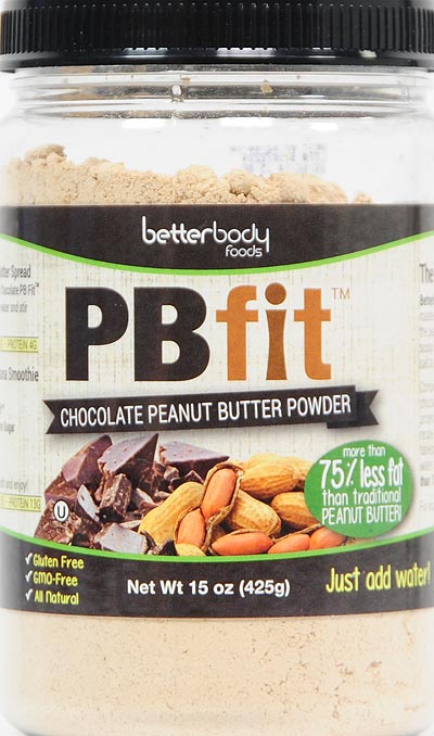 Betterbody Foods Pbfit Chocolate Peanut Butter Powder