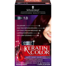 Schwarzkopf Keratin Color Anti-Age Hair Color Kit