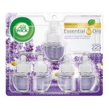 Air Wick Plugins Lavender and Chamomile 0.67 oz. (Pack of 5)