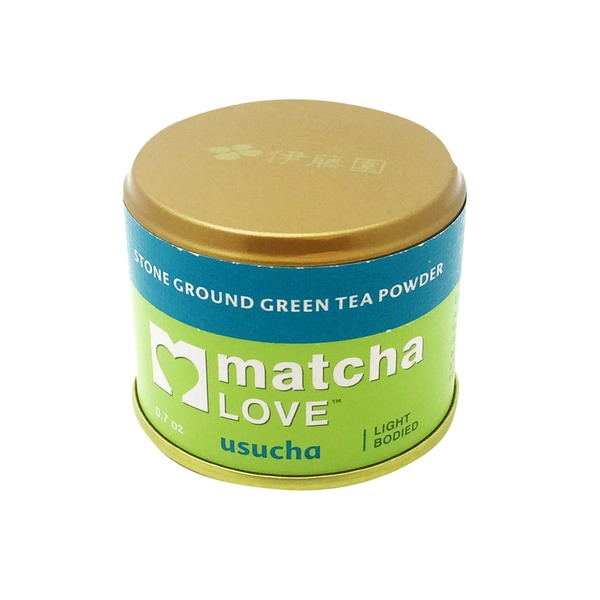 Matcha Love Usucha Matcha Green Tea