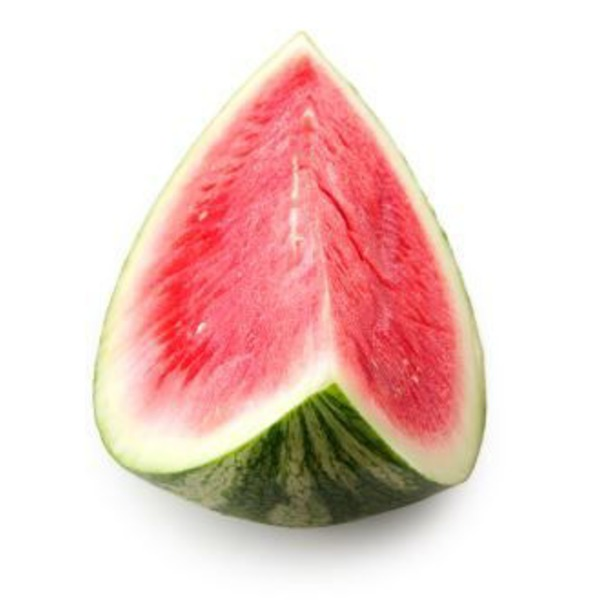 Fresh Seedless Watermelon Quarter