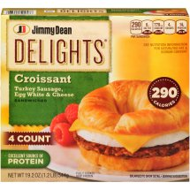 Jimmy Dean Delights® Croissant Sandwiches 4 ct Box