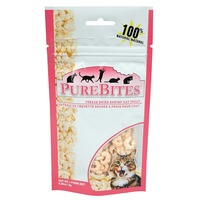 Pure Bites Shrimp Freeze-Dried Cat Treats