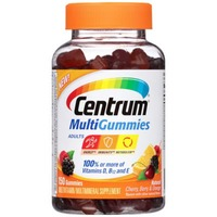 Centrum MultiGummies Adults Gummies Multivitamin/Multimineral Supplement