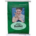 Small World Rabbit Complete Feed for Rabbits, 25 Lb