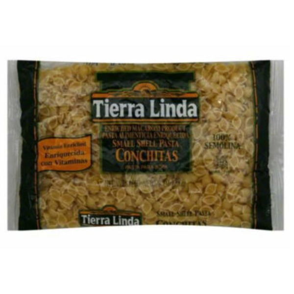 Tierra Linda Conchitas Small Shells Pasta