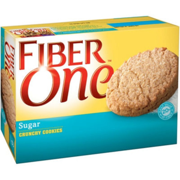 Fiber One Sugar Crunchy Cookies