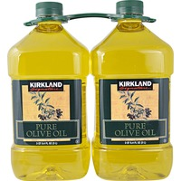 Kirkland Signature Pure Olive Oil 2/3 Liters (6.339qts