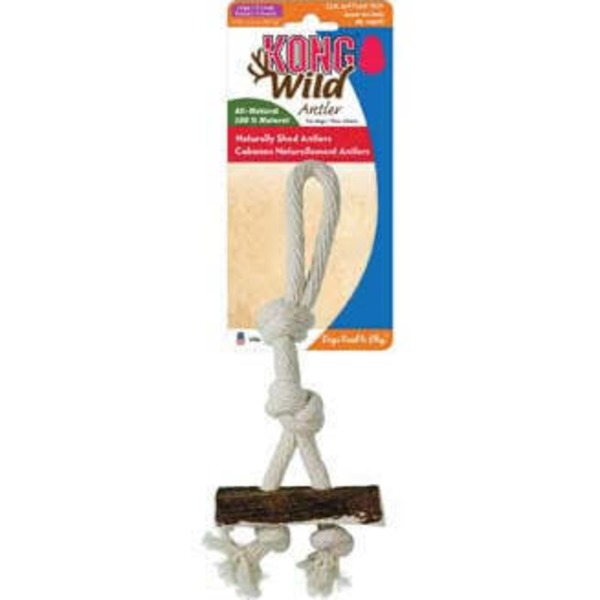 Kong Co. Wild All Natural Elk Antler Dog Toy Large/X Large