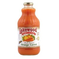 Lakewood Organic Orange Carrot Fruit Juice