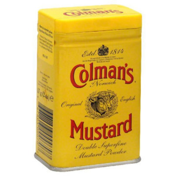 Colman's Of Norwich Mustard Powder