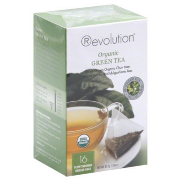 Revolution Brewery Organic Green Tea