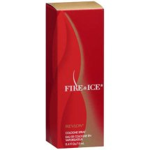 Revlon Fire & Ice Spray Cologne, .5 fl oz
