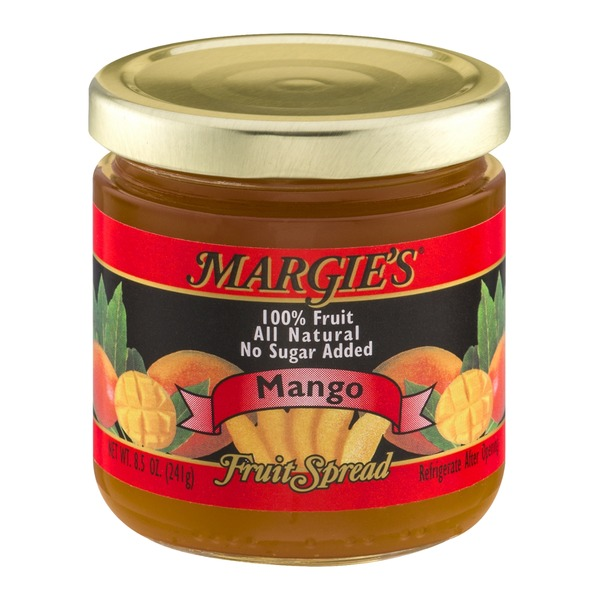 Margie's Fruit Spread Mango
