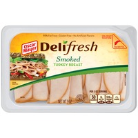 Oscar Mayer Deli Fresh Shaved Smoked Turkey Breast