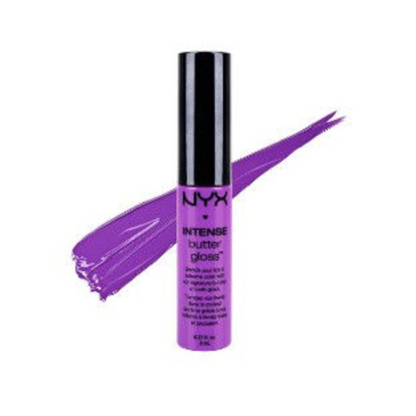 NYX NYX Lip Gloss Purple