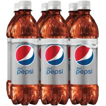 Diet Pepsi Diet Soda, 16.9 Fl Oz, 6 Count
