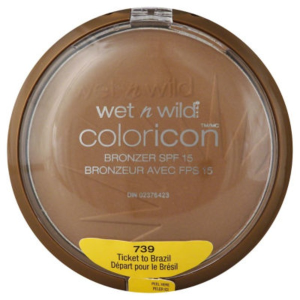 Wet n' Wild Coloricon Bronzer SPF 15 Ticket To Brazil 739