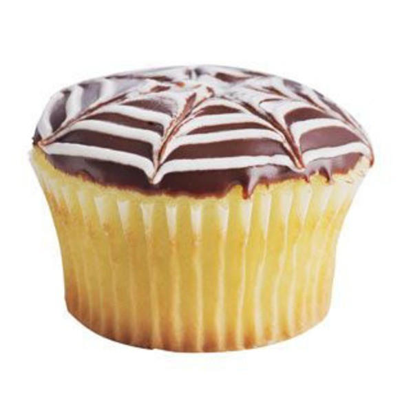 Sensational Boston Cream Pie Cupcake