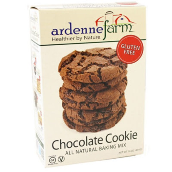 Ardenne Farm All Natural Chocolate Cookie Baking Mix