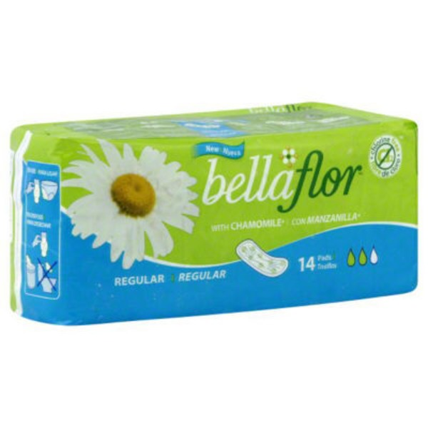 Bella Flore Regular Pads