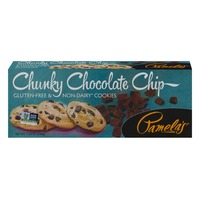 Pamela's Chunky Chocolate Chip Gluten-Free & Non-Dairy Cookies