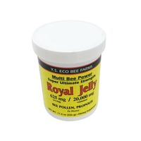 Y.S. Eco Bee Farms Royal Jelly in Honey (20,000 mg per Container)