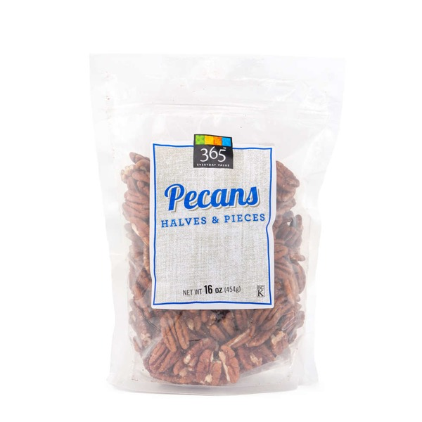 365 Pecan Halves & Pieces