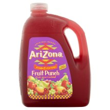 Arizona Fruit Juice Cocktail, Fruit Punch, 128 Fl Oz, 1 Count