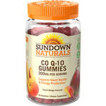 Sundown Naturals Co Q-10 Dietary Supplement Gluten-Free Gummies