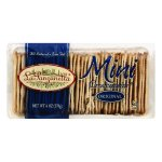 La Panzanella Mini Artisian Crackers Croccantini Original, 6.0 OZ