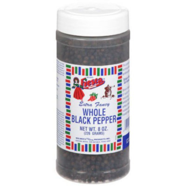 Fiesta Whole Black Pepper