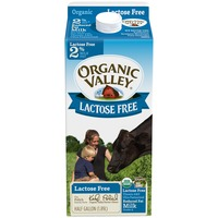 Organic Valley Lactose Free 2% Reduced Fat Milk