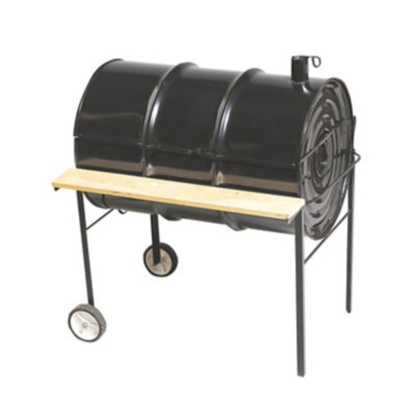 Atascosa 55 Gallon Barrel Grill
