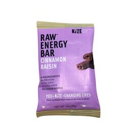 Kize Cinnamon Raisin Raw Energy Bar