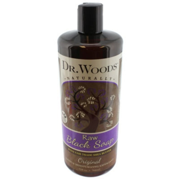 Dr. Woods Soaps Shea Vision Pure Black Soap