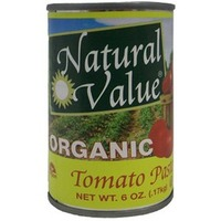 Natural Value Organic Tomato Paste