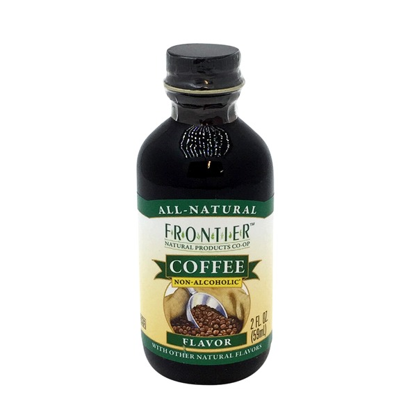 Frontier All-Natural Coffee Flavor, Non-Alcoholic