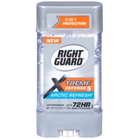 Right Guard Xtreme Defense 5 Arctic Refresh Antiperspirant