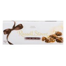Russell Stover Pecans & Caramel Covered In Milk Chocolate Pecan Delight, 11.0 OZ