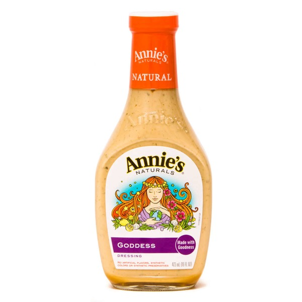 Annie's Homegrown Natural Goddess Dressing
