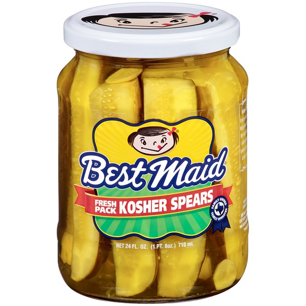 Best Maid Kosher Spears Pickles