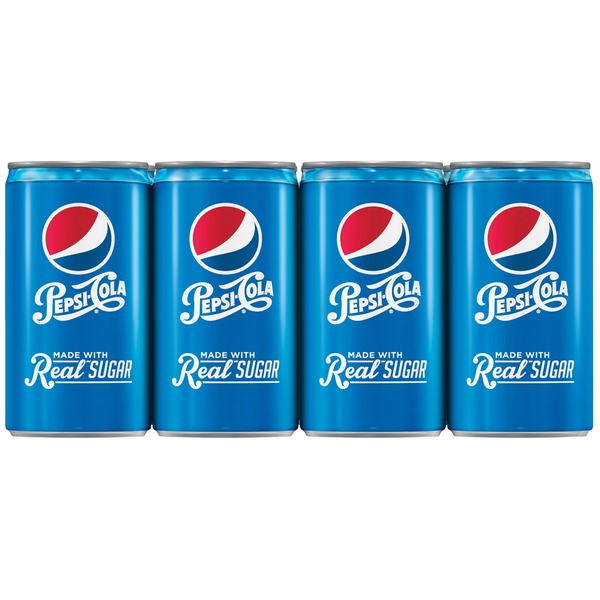 Pepsi Made with Real Sugar Cola