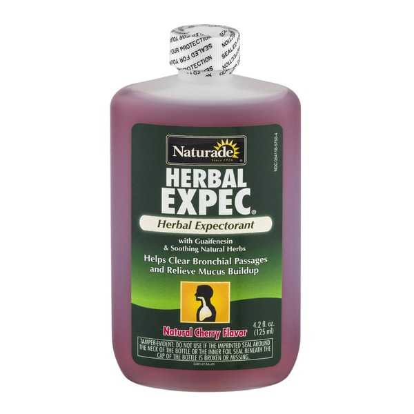 Naturade Herbal Expec Herbal Expectorant Cherry