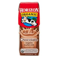 Horizon Organic Chocolate Lowfat Milk